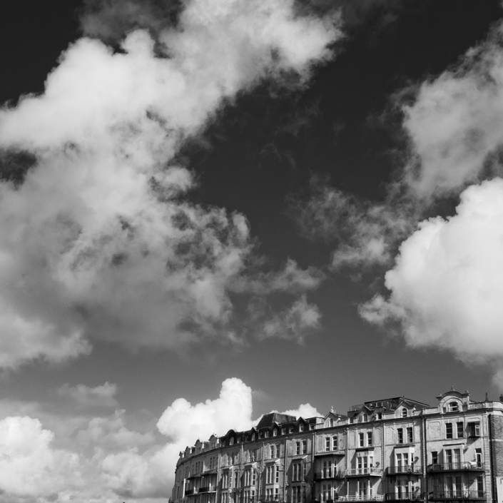 Image 58 Claremont Crescent and Clouds