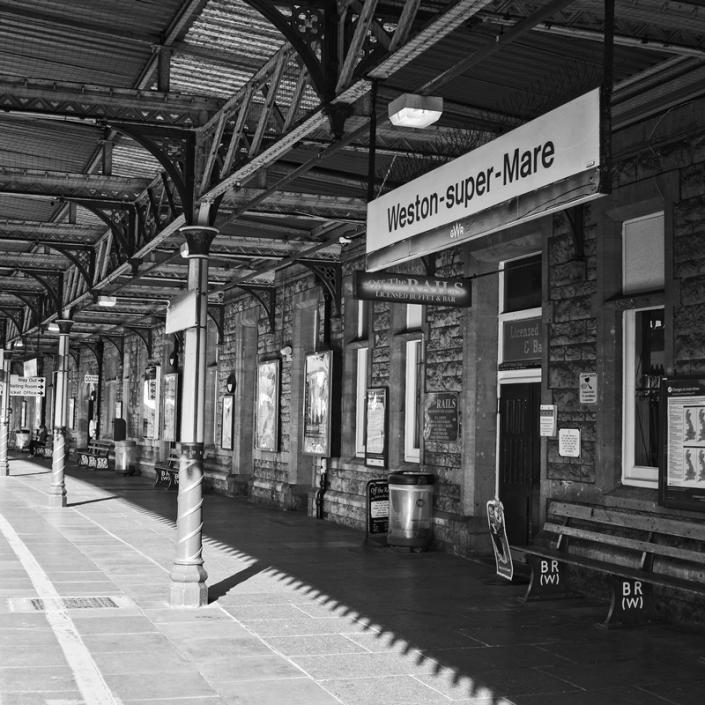 Image 71 Weston Railway Station
