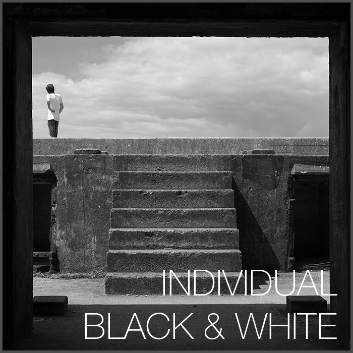 Individual Black and White
