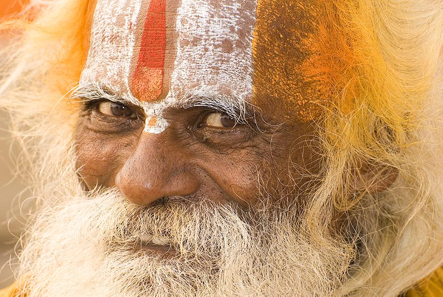 Street Portraits India